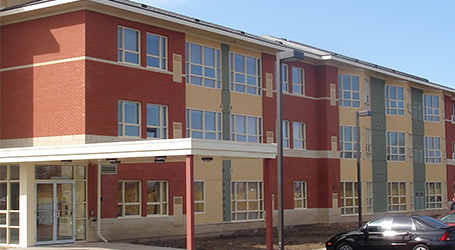 Niagara Supported Housing