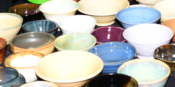 Meet the Empty Bowls Fundraiser Artists Potters