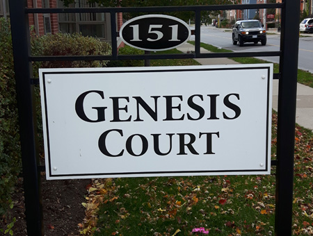 Genesis Court Supported Housing Niagara