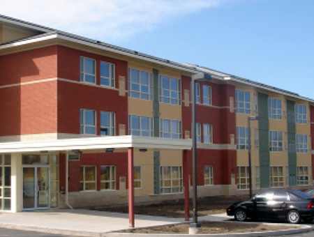 Kenmore Court, Supported Housing Niagara