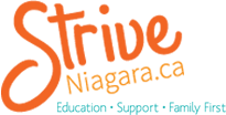 Strive Niagara Young Dads' Drop-in | Bethlehem Housing & Support Services